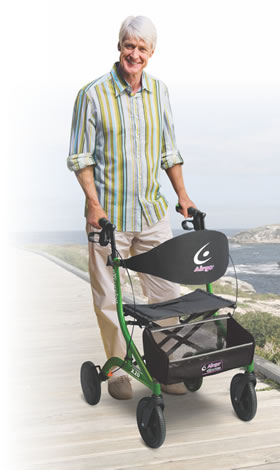 Airgo® eXcursion Rollators