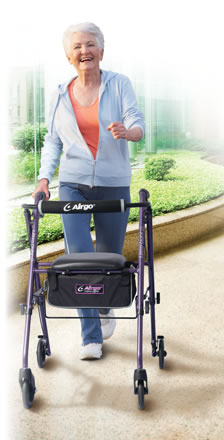 Airgo® Ultra-Light 6 Rollator