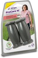 Airgo® Crutch Hand Grips, closed