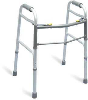 Airgo® Folding Walkers without Wheels